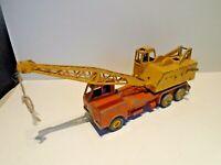 Dinky - 20 Ton Lorry Mounted Crane