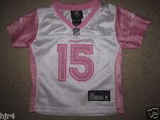 Denver Broncos #15 NFL Pink Jersey Baby 12m