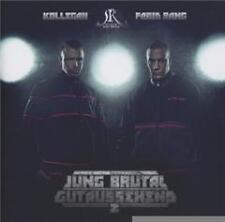 Kollegah & Farid Bang - Jung,Brutal,Gutaussehend 2 (Premium) CD+DVD (NEU&OVP!!!