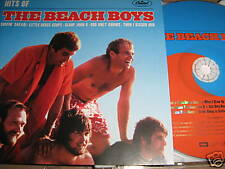 Hits of THE BEACH BOYS CD 2007 Surfin' Safari EXC!