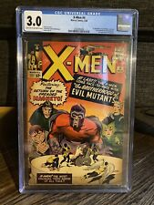 X-Men #4 1964 CGC 3.0 1st Quicksilver & Scarlet Witch WANDAVISION Disney Magneto