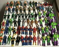 Mattel DC Universe 3.75 in Action Figures ( opened )