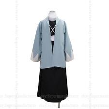 Hakuoki Hajime Saito Uniform Cosplay Kimono Clothing Costume