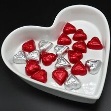 Heart Shape Baking Stoneware Ceramic Dish White Valentine Large 9.5 Inch Wide