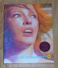 The Fifth Element - BLU RAY - STEELBOOK. Kimchidvd New & Sealed.