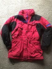 Vintage 90s THE NORTH FACE Extreme Light Jacket in Fuchsia & Black SIZE SMALL 6