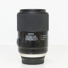 Tamron SP 90mm f/2.8 Di Macro 1:1 VC USD Lens for Nikon