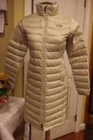 THE NORTH FACE 700 DOWN PARKA LONG COAT SIZE S/P (co300