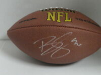 BRIAN CUSHING SIGNED NFL FOOTBALL HOUSTON TEXANS AUTOGRAPHED