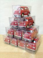 Collectable Red Mini Metal Car x 10 pcs