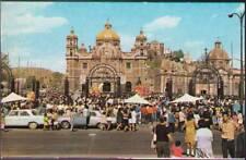 (uyq) Mexico: Basilica de Guadalupe