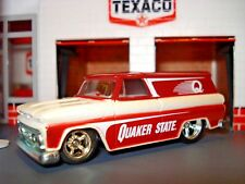 1964 64 GMC GENERAL MOTORS LIMITED EDITION PANEL VAN 1/64 QUAKER STATE OIL HW