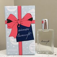 Philosophy Loveswept Fragrance 0.33oz /10ml EDT, Women's Perfume NEW  IN THE BOX