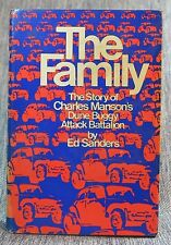 The Family Story of Charles Mansons Dune Buggy Attack Battalion Sanders 1971 BCE