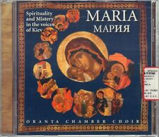 """ORANTA CHAMBER CHOIR""""SPIRITUALITY AND MISTERY IN THE VOICES OF KIEV""""CD SIGILLATO"""