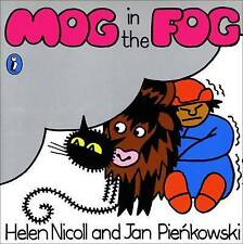 Preschool Story Book - Meg and Mog Story Book - MOG IN THE FOG - NEW