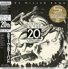 STEVE MILLER BAND-LIVING IN THE 20TH CENTURY-JAPAN MINI LP SHM-CD Ltd/Ed G00