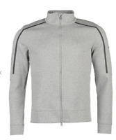 KJUS Santorini Mens Golf Jacket Grey Mens Size UK M *REF103