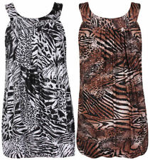 Tunic Machine Washable Casual Sleeveless Tops for Women
