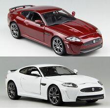JAGUAR XKR-S 1:24 scale diecast model die cast vintage car models red or white