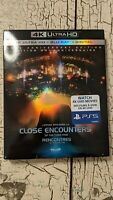 Close encounters of the third kind 4k Ultra HD + BluRay Free Shipping NEW