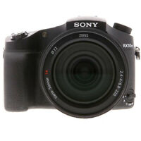 Sony Cyber-shot DSC-RX10 IV 20.1MP 4K Digital Camera 25x Optical Zoom