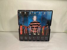 Nice! The Nightmare on Elm Street Collection VHS 1999 7-Tape Box Set Works