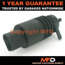 MERCEDES C-CLASS W203 (2000-2015) FRONT SINGLE OUTLET WINDSCREEN WASHER PUMP