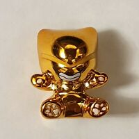 Gogos Crazy Bones Single Figure Gold Series Part 2 Limited Edition Gold Mori