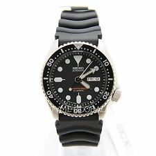 Seiko SKX007J1 Japan Diver Automatic Analog Rubber Sport Watch