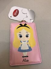 Disney Store Japan: Alice Ticket Pass Credit Card Holder (D4)