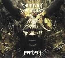 Psychosis Limited Edition by Cavalera Conspiracy (CD, 2017, Napalm Records)