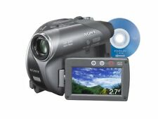 Sony DCR-DVD205 1MP DVD Handycam Camcorder with 12x Optical Zoom