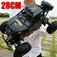 28cm 1:16 4WD RC Monster Truck Off-Road Vehicle Crawler Car Remote Control