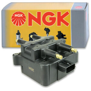 1 pc NGK Ignition Coil for 1999-2004 Subaru Forester 2.5L H4 - Spark Plug pa