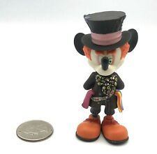 Disney Mickey Mouse as Mad Hatter Vinyl Collectible Dolls Figure Medicom RARE!