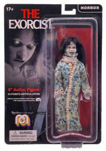"The Exorcist Mego Monsters Horror Scary Stories 8"" Action Figure"
