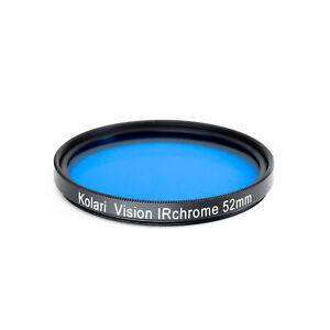 Kolari Vision 52mm IRchrome IR Infrared Chrome Filter