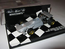 1:43 WILLIAMS DeTomaso 505/38 Ford Roll out 1970 Minichamps 400700099 OVP NEU