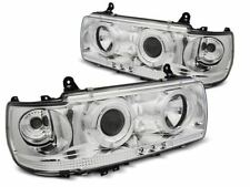 HEADLIGHTS LPTO26 TOYOTA LAND CRUISER FJ 80 1990 1991 1992 1993 1994 1995 - 1997