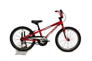"""Specialized HotRock 20"""" Kid's Bike Single Speed V-Brake / Coaster Red"""