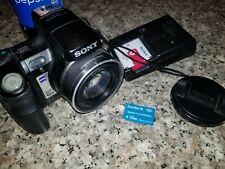Sony Cybershot DSC-H7 Camera 8.1MP 15x Optical Zoom Full HD TESTED digital