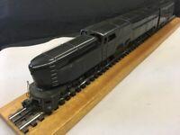 "Triplex ""O"" scale Locomotive w/Tender Freelance Operating Model"