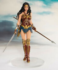 """7"""" Wonder Woman Diana Prince Action Figure In Box PVC Toy Doll collection Gift"""