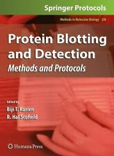 Protein Blotting and Detection: Methods and Protocols (Methods in-ExLibrary