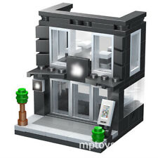 Mobile Phone Smartphone  Store Building Bricks Construction Blocks Toy Set