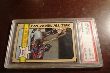 1972-73 Topps #127 Ken Dryden AS - NM-MT - Sharp - PSA 8