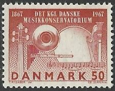 Briefmarken mit Königshäuser Thema aus Dänemark