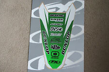 FX REAR FENDER  GRAPHICS KAWASAKI KX250F 2004-2005