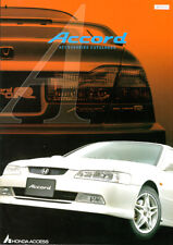 JDM Honda 2002 Accord Honda Access Factory Accessories Brochure